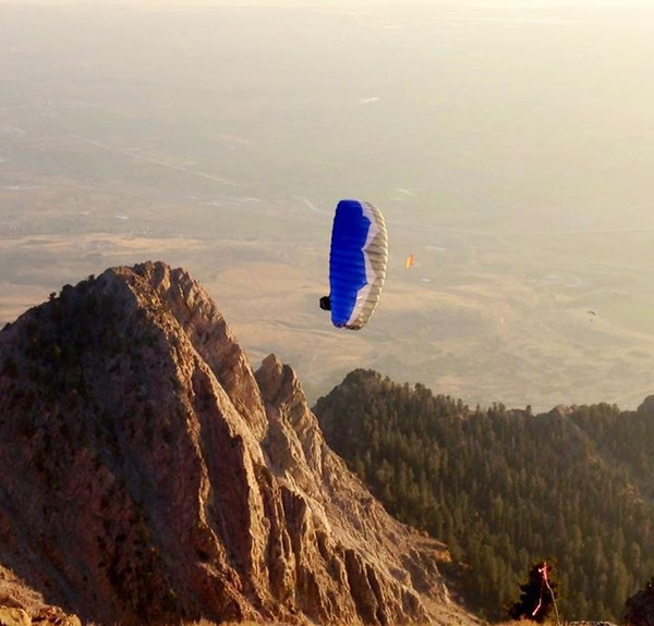 Novice Paragliding Certification Course Package