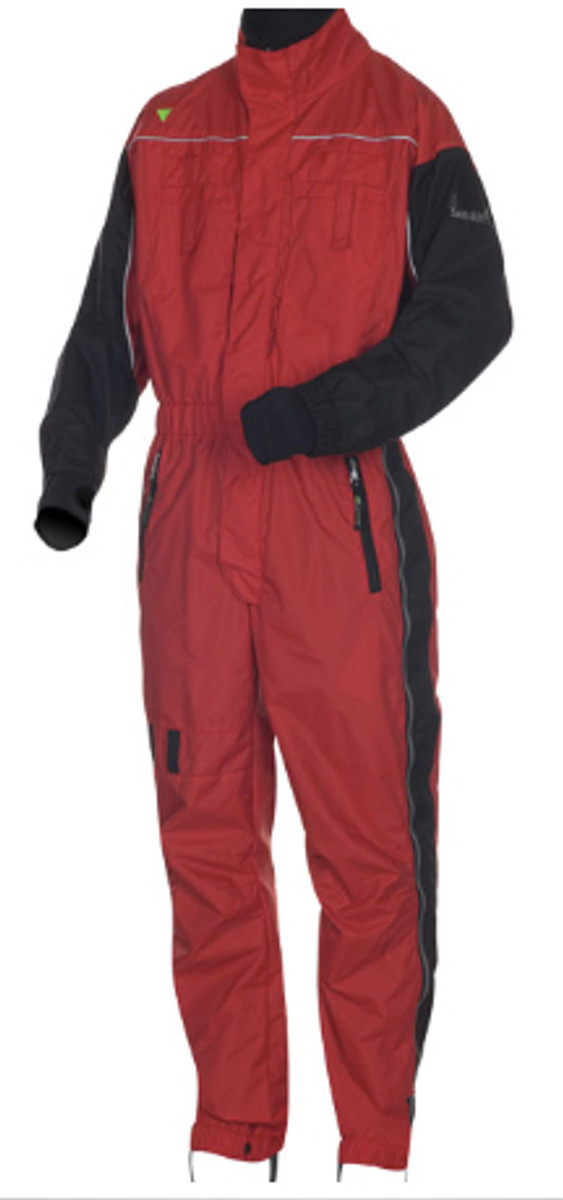 Supair Flight Suit