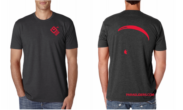 Cloud 9 Blue/Red T-Shirt
