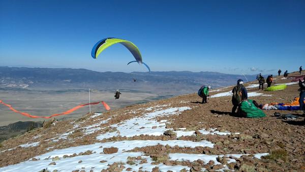 P2+ Paragliding Double Excursion