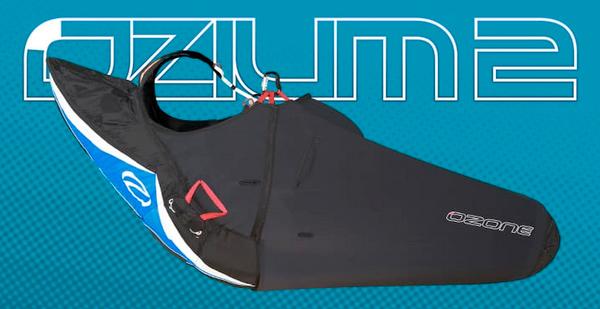 Ozium 2 Handle/Deployment Bag