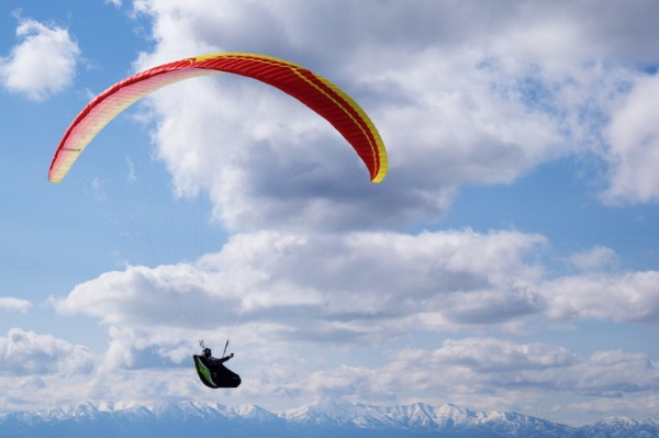 Cloud 9 Paragliding sample P2 training  syllabus