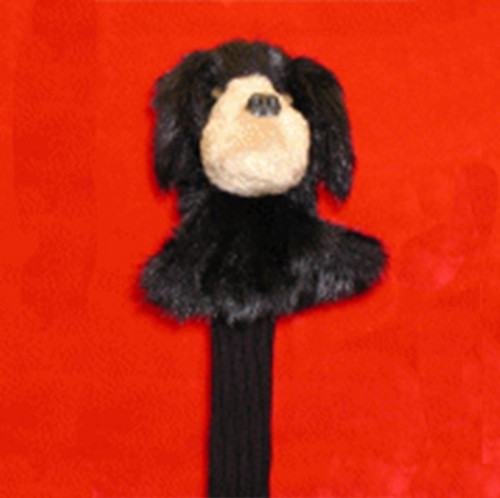 Rottweiler Head Cover