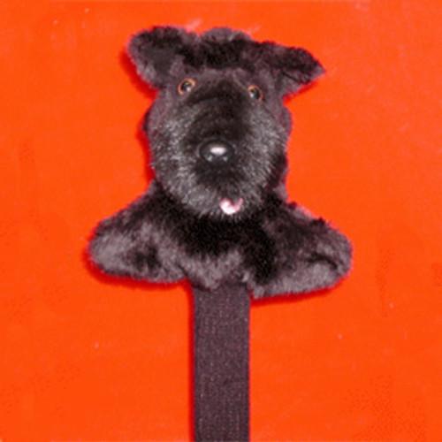 Scotty (Black) Head Cover