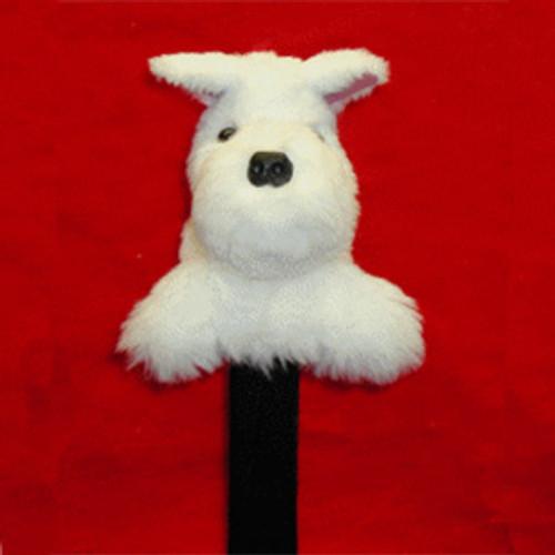 Scotty (White) Head Cover