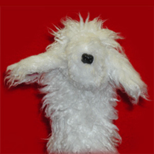 Poodle (white) Putter Cover