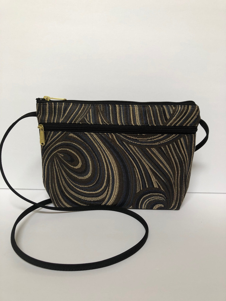 Vincent, Small Zipper Purse