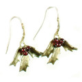Add a matching set of fishhook earrings ($87).  See item #SVS.0071.