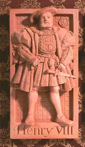 King Henry VIII (Shown in Terra-cotta finish)
