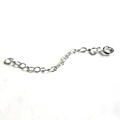 """2"""" Sterling Silver Necklace Extender"""