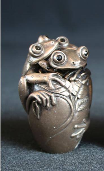 The Three Sprites, Cold Cast Bronze