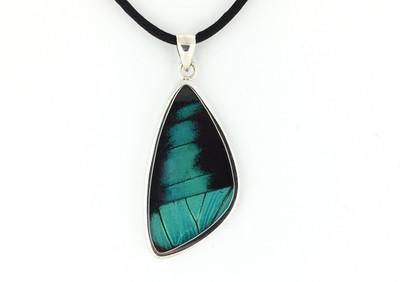 Cherubina Butterfly Wing Pendant (Large)