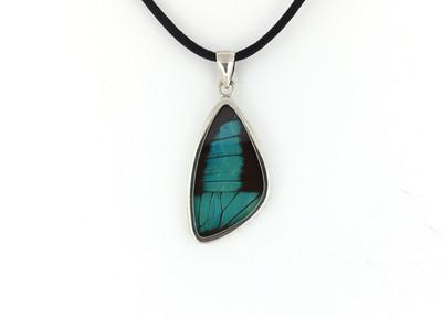 Cherubina Butterfly Wing Pendant (Medium)