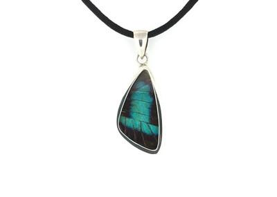 Cherubina Butterfly Wing Pendant (Small)