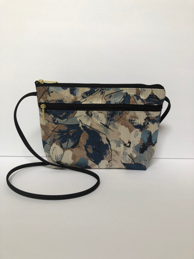 Azure, Small Zipper Purse