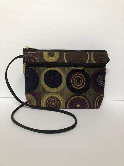 Ascot Purple, Small Zipper Purse