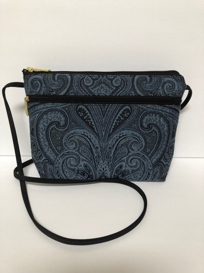Brook, Small Zipper Purse