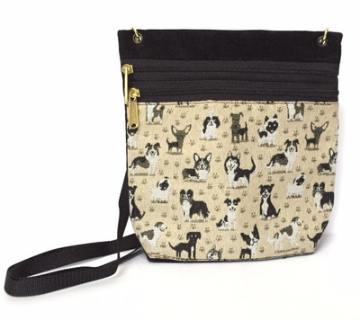 Dog Images Sugar Purse