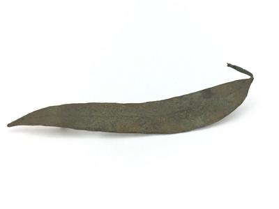 Eucalyptus Leaf Brooch