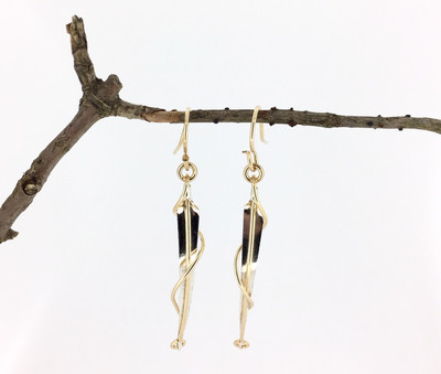 Sterling Silver/Gold Filled Fish Hook Earrings
