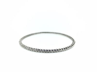 Bali Sterling Silver Bangle Bracelet