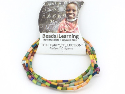 Zulugrass Single Strand Beads for Learning