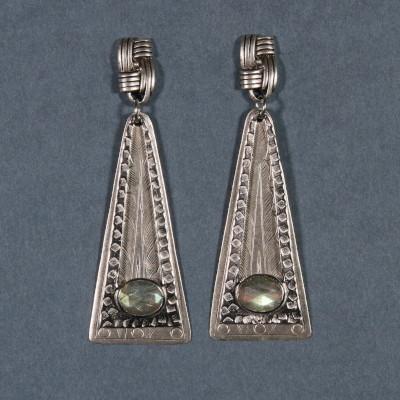e412c60f5 Designer Earrings | Recycled Earrings | Sterling Silver Earrings ...