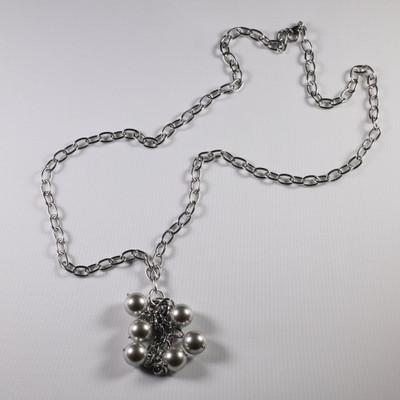 Dancing Ball Necklace