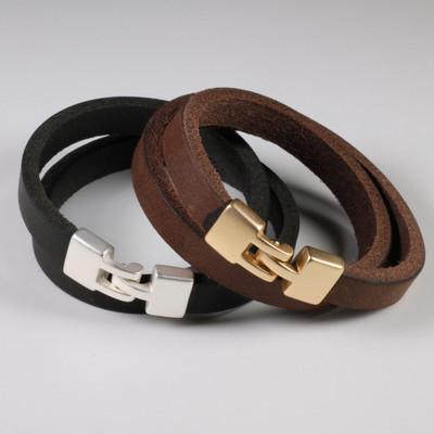 Double Embracements Bracelet