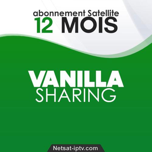 Abonnement RECHARGE SERVEUR VANILLA 12 Mois pour ICONE , Satilimité