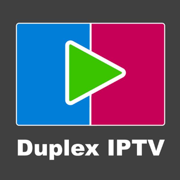 Abonnement DUPLEXPLAY IPTV 12 , 6 , 3 , 1 MOIS pour SMART TV , ANDROID BOX & SMARTPHONES, IOS ..