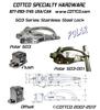 Polar Hardware 503 001 Schematic