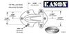 Kason 139 Hole Mounting Pattern