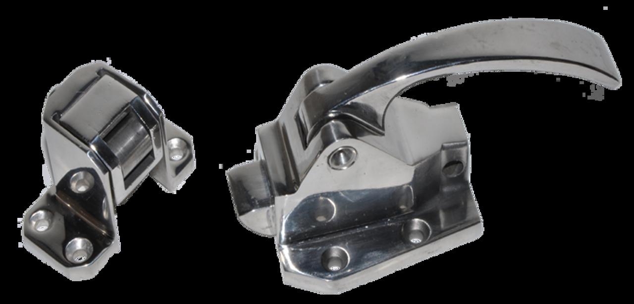 Polar Hardware 506 FLUSH Lock Set