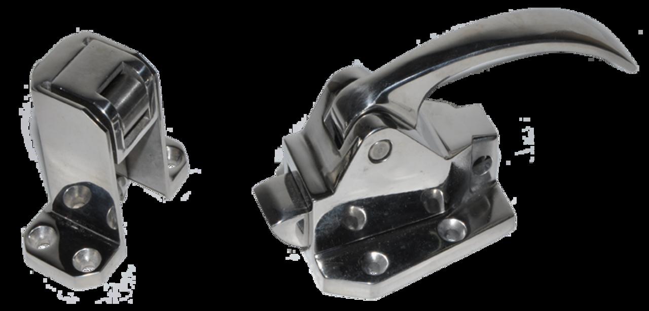 Polar Hardware 506 OFFSET Lock Set