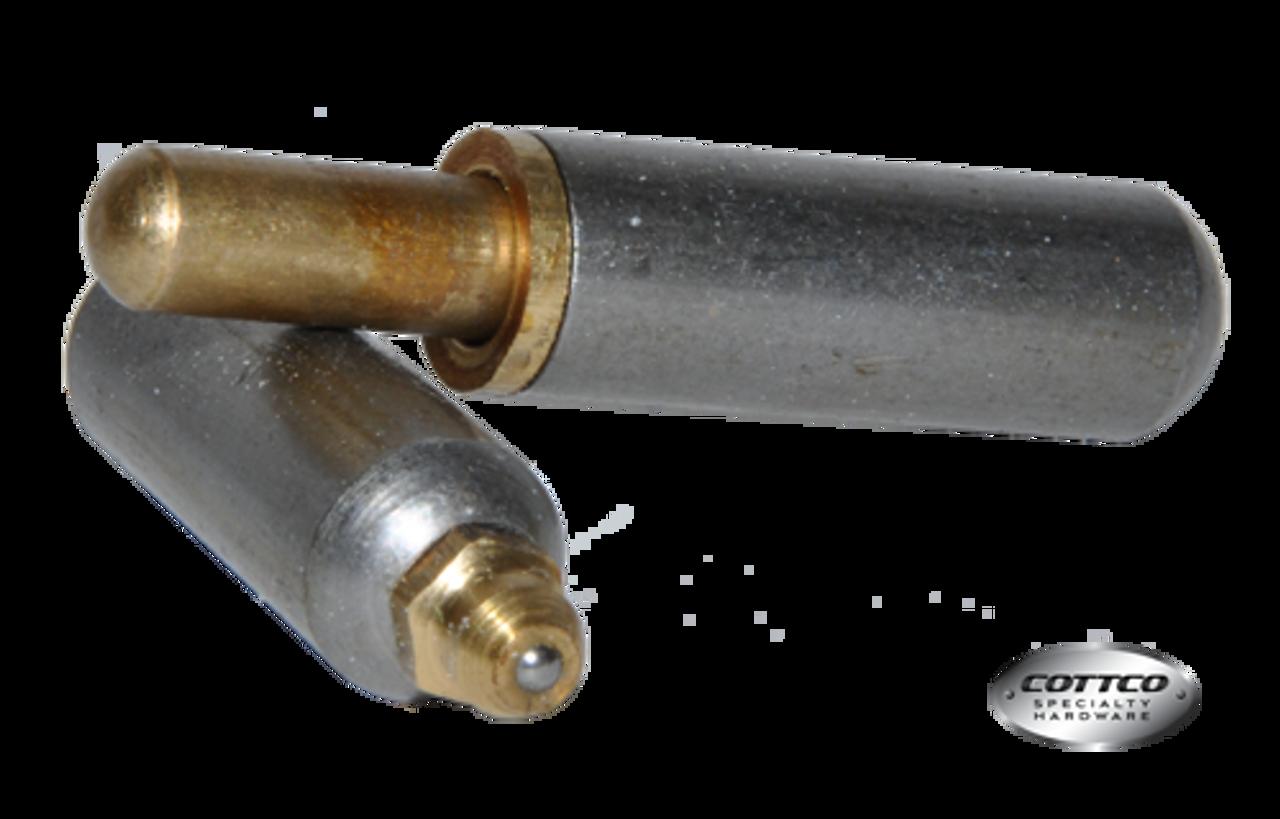 "FBP 100 Brass Pin Bullet Hinge 4"""