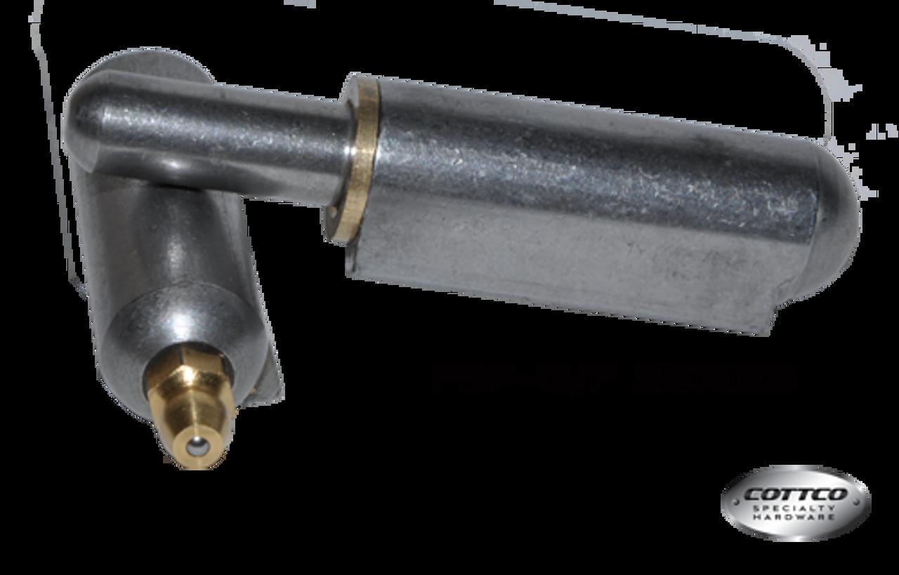FSP-260-GF Weld On Bullet Hinge Steel Greaseable