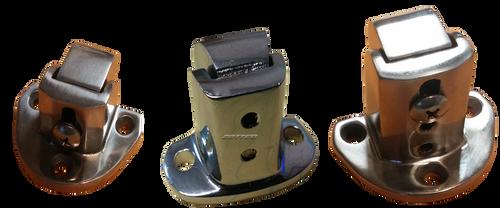 Polar Hardware 507 Strike Assemblies: 507 101, 102, 103 (L-R)