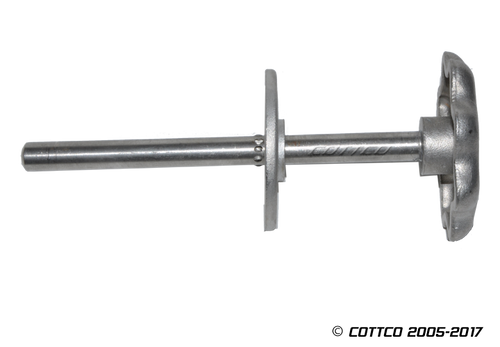 Polar Hardware 5032 SS Stainless Steel Exit Bar