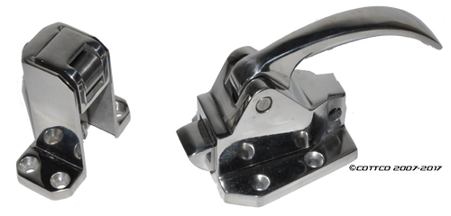Polar Hardware 506 OFFSET Lock Set