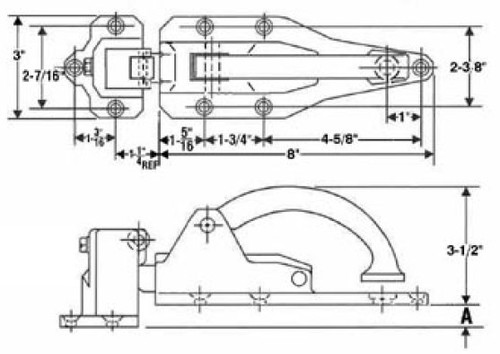 Polar 5031 Schematic