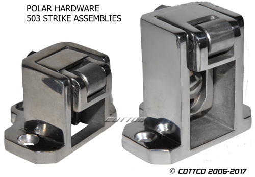 Polar Hardware 503 101 Strike Assemblies