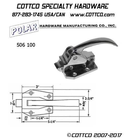 Polar Hardware 506 100 SS Schematic