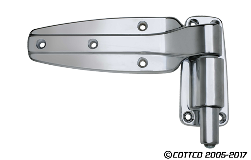 Kason 1248 Spring Assist Hinge