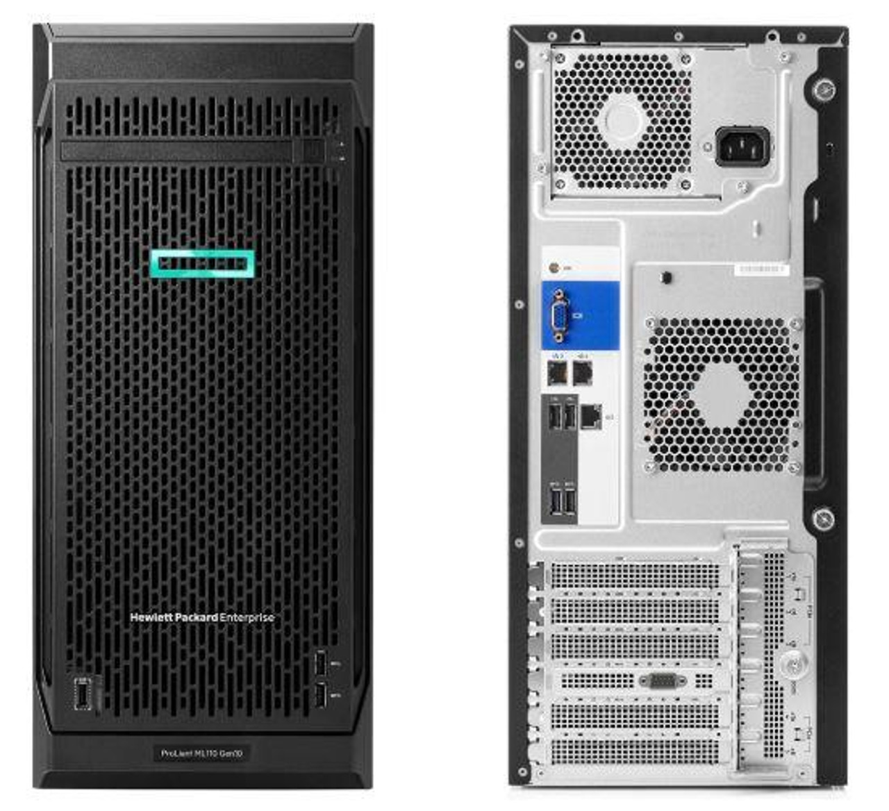 HPE ProLiant ML110 Gen10 Intel Xeon-B 3104 6-Core