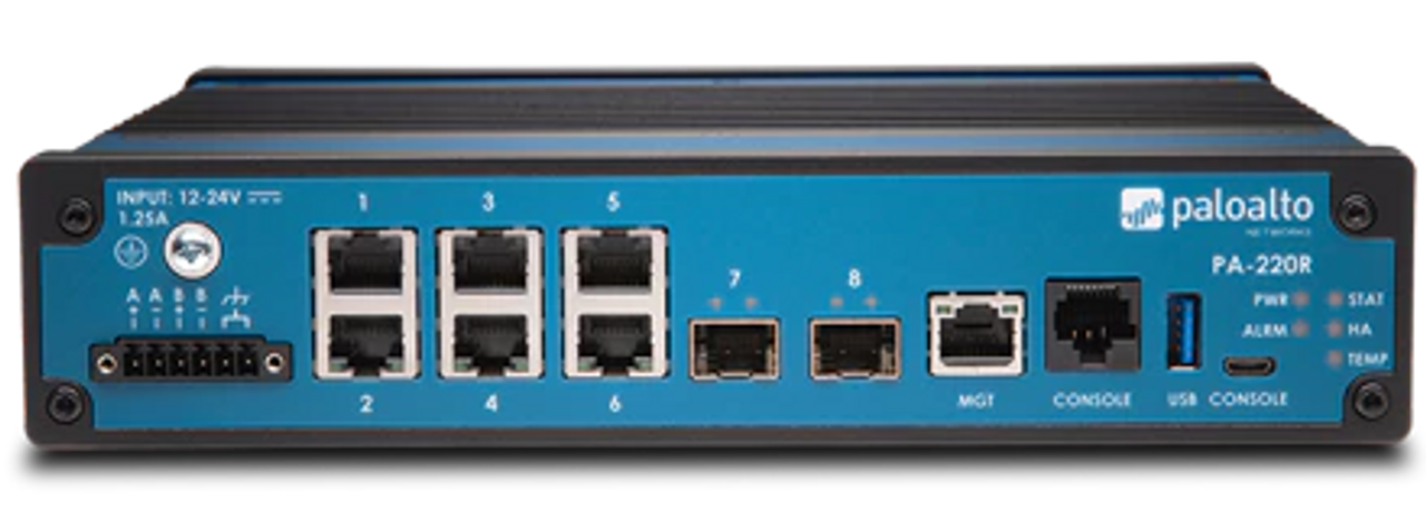 Palo Alto Networks Enterprise Firewall PA-220R 4-hr Platinum Support 5-year prepaid renewal , PA-220R
