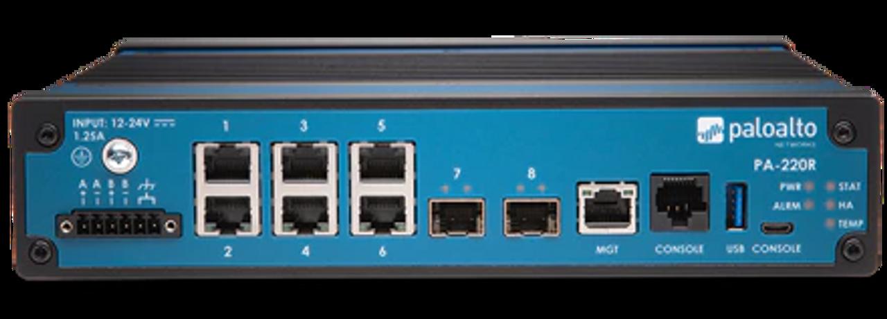 Palo Alto Networks Enterprise Firewall PA-220R 4-Hour Premium support renewal, PA-220R