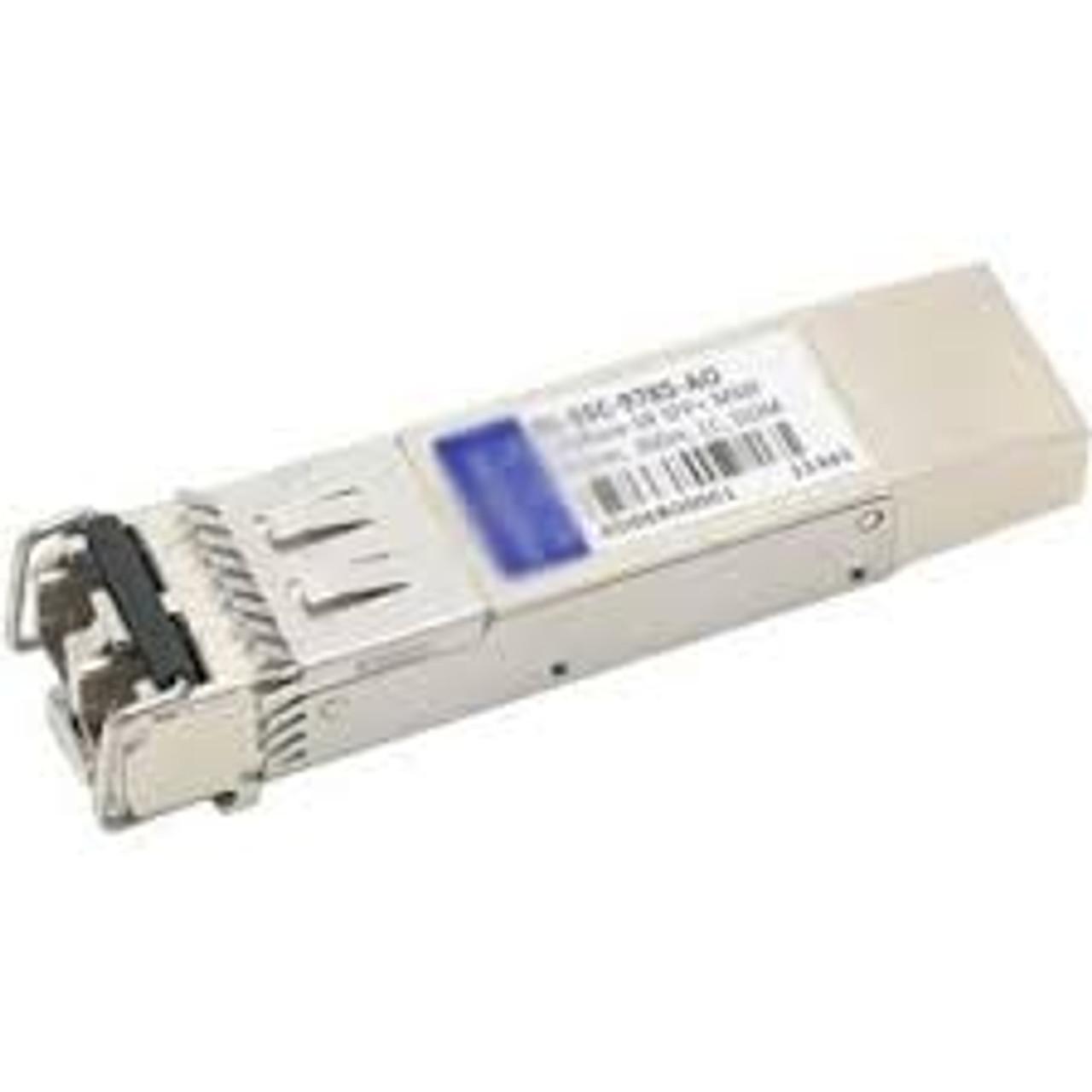 1GB-SX SFP SHORT HAUL FIBERMODULE MULTI-MODE NO CABLE