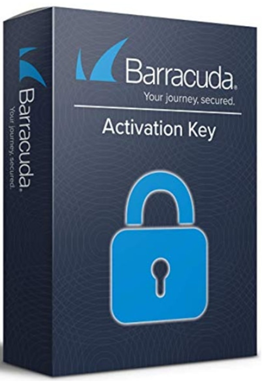 1 Year Replication to AWS For Barracuda Backup Model 890