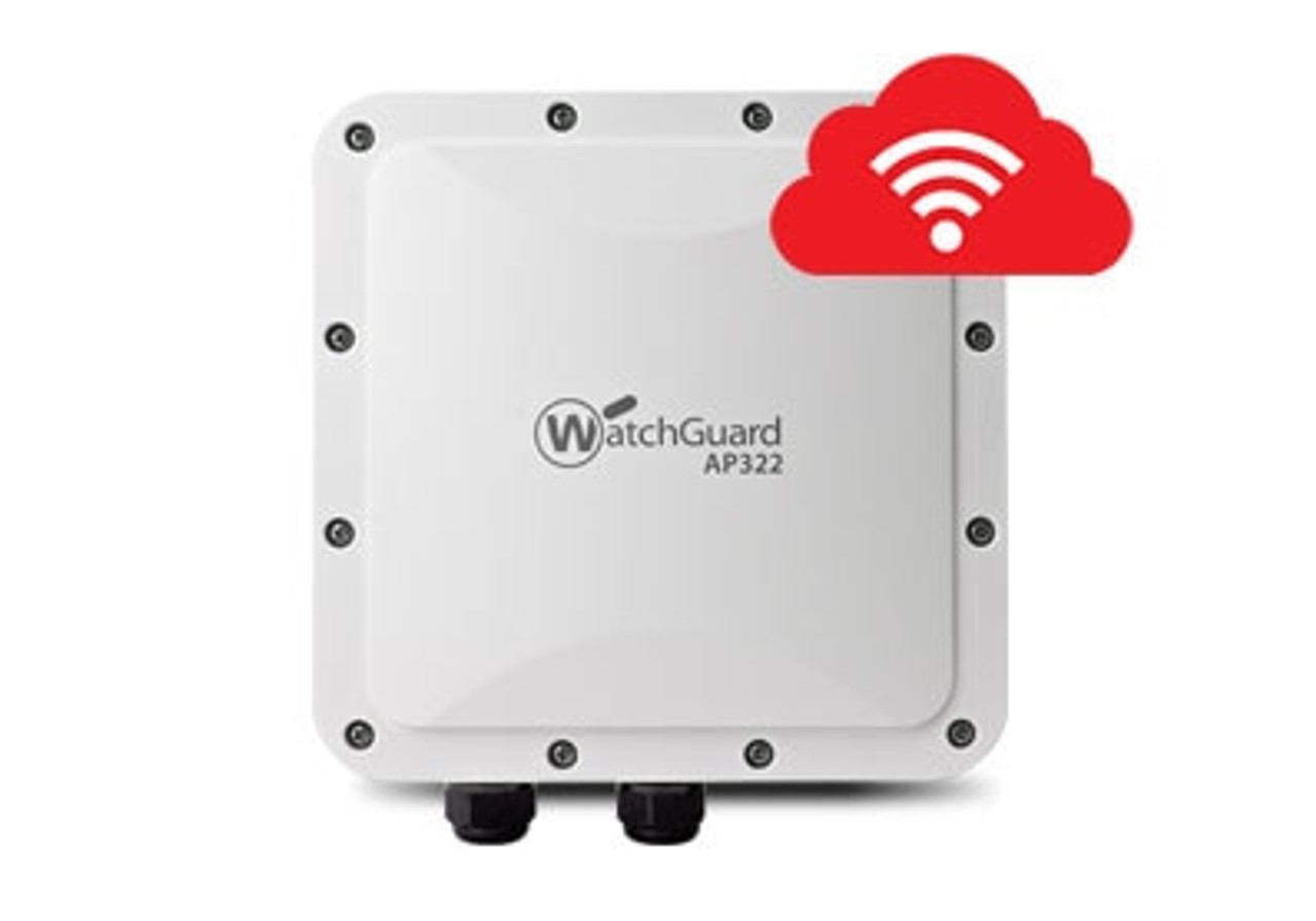 Competitive Trade In to WatchGuard AP322 and 3-yr Secure Wi-Fi